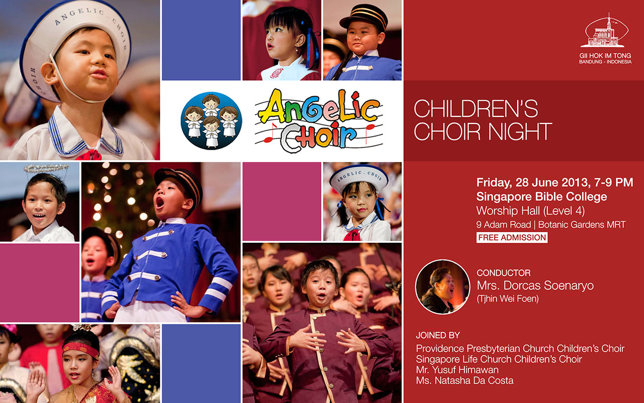 "Anglic Choir: ""Children's Choir Night"""